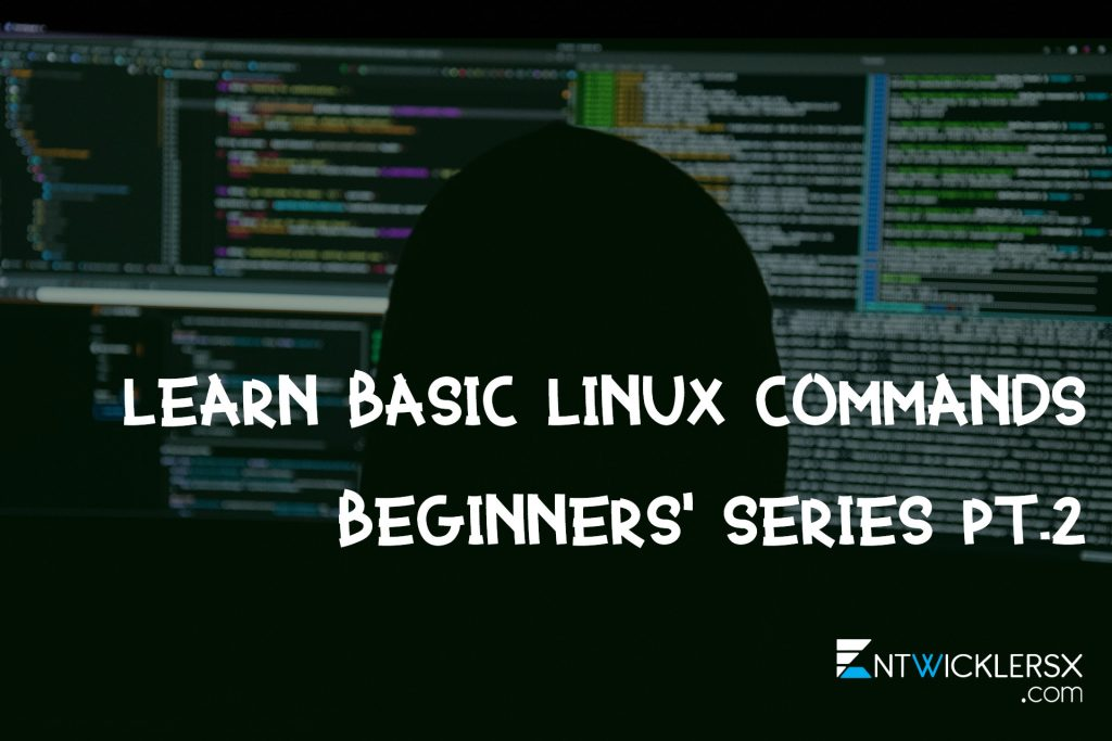 Learn Basic Linux Commands Beginners series pt2